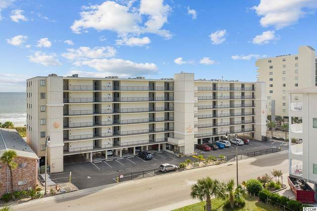 4605 S Ocean Blvd. S H-1, North Myrtle Beach, SC 29582 (MLS #2100028) :: Right Find Homes