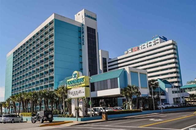 1501 S Ocean Blvd. #1443, Myrtle Beach, SC 29577 (MLS #2100032) :: Garden City Realty, Inc.