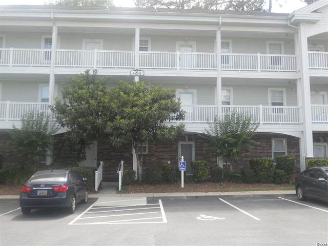 694 Riverwalk Dr. #303, Myrtle Beach, SC 29579 (MLS #2100033) :: Right Find Homes