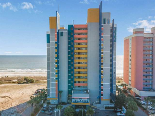 1700 N Ocean Blvd. Ph64, Myrtle Beach, SC 29577 (MLS #2100034) :: The Litchfield Company