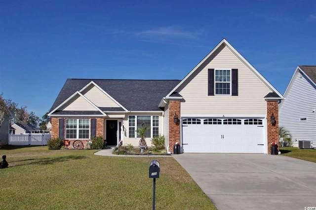 309 Middle Bay Dr., Conway, SC 29527 (MLS #2100050) :: The Litchfield Company