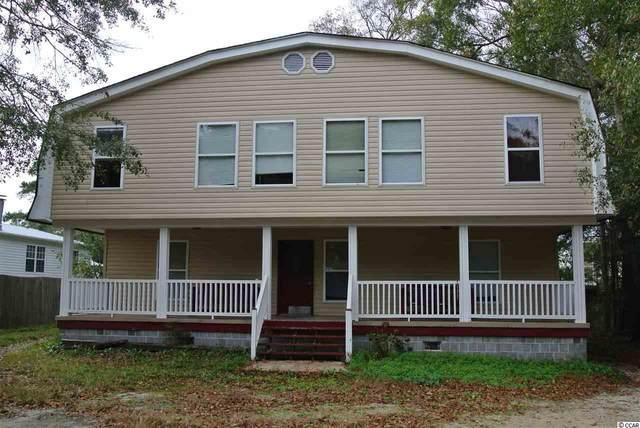 613 Calhoun Dr., Murrells Inlet, SC 29576 (MLS #2100055) :: Surfside Realty Company