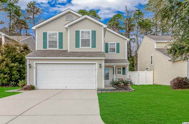 948 Silvercrest Dr., Myrtle Beach, SC 29579 (MLS #2100068) :: The Lachicotte Company