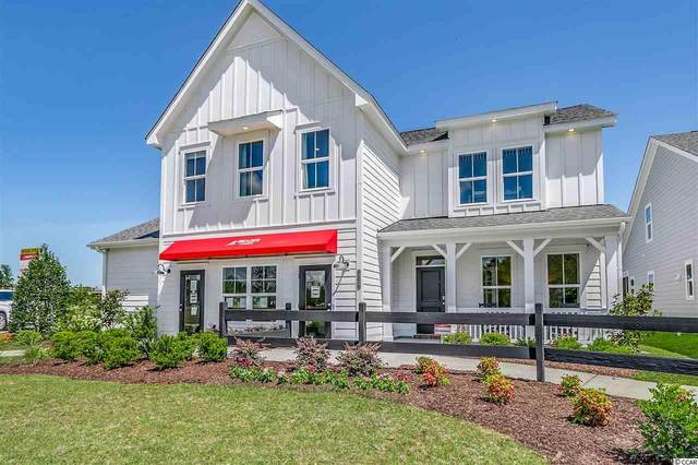 840 Gammon Dr., Myrtle Beach, SC 29579 (MLS #2100083) :: The Greg Sisson Team with RE/MAX First Choice