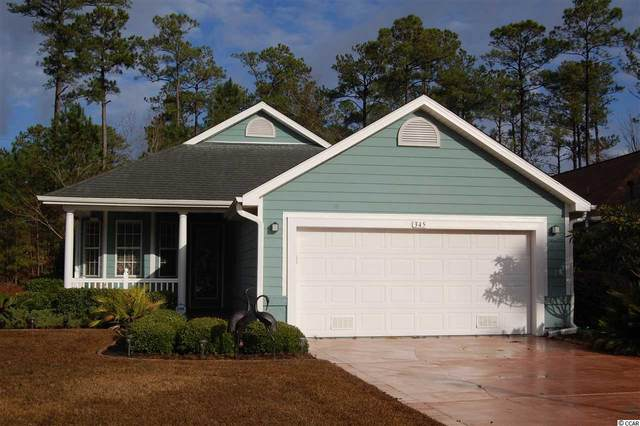 345 DECLYN CT Declyn Ct., Murrells Inlet, SC 29576 (MLS #2100093) :: The Lachicotte Company