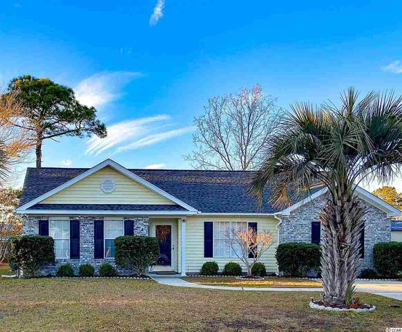 4361 Cross Cut Trail, Myrtle Beach, SC 29579 (MLS #2100096) :: The Lachicotte Company