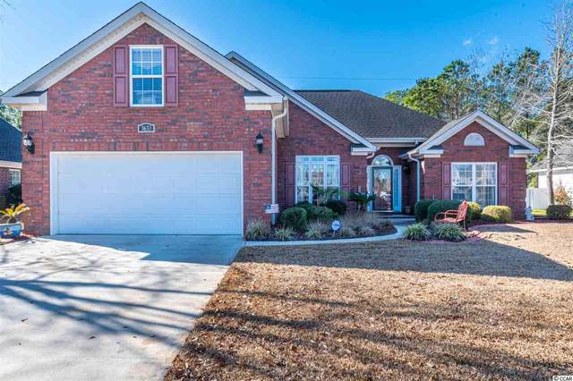 3633 Kingsley Dr., Myrtle Beach, SC 29588 (MLS #2100108) :: The Lachicotte Company