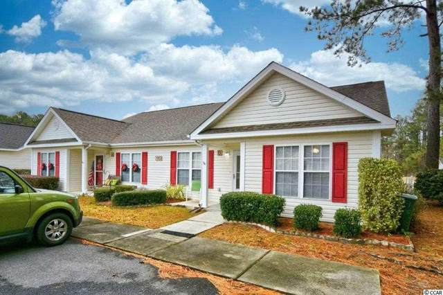 110 B Country Manor Dr. B, Conway, SC 29526 (MLS #2100114) :: Duncan Group Properties