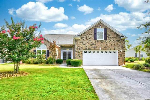 139 Winding River Dr., Murrells Inlet, SC 29576 (MLS #2100116) :: The Lachicotte Company