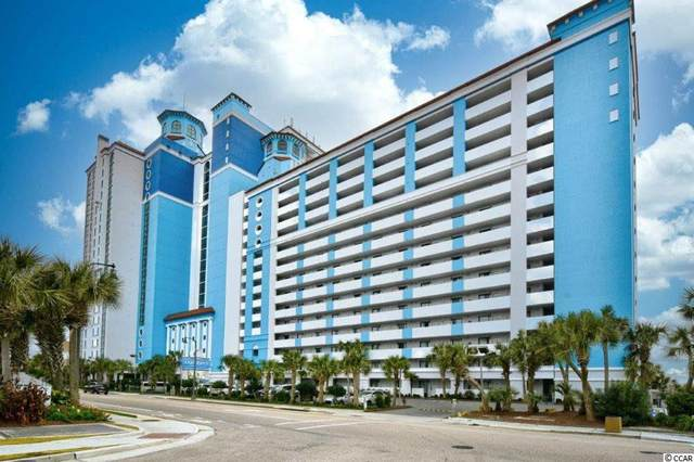 3000 N Ocean Blvd. #933, Myrtle Beach, SC 29577 (MLS #2100122) :: Duncan Group Properties