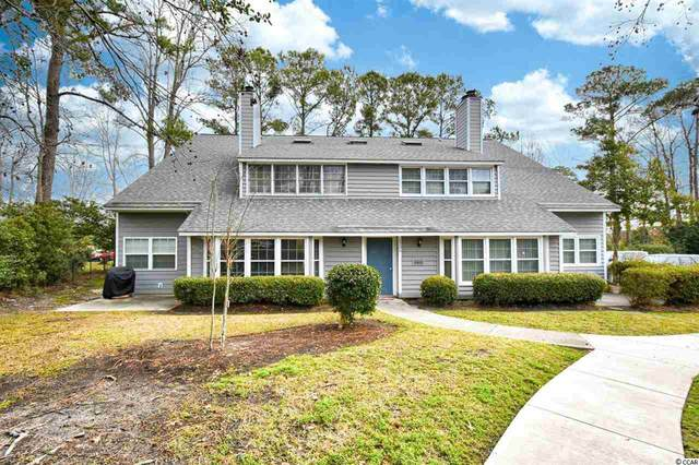 1206 Benna Dr. 4-E, Myrtle Beach, SC 29577 (MLS #2100135) :: The Litchfield Company