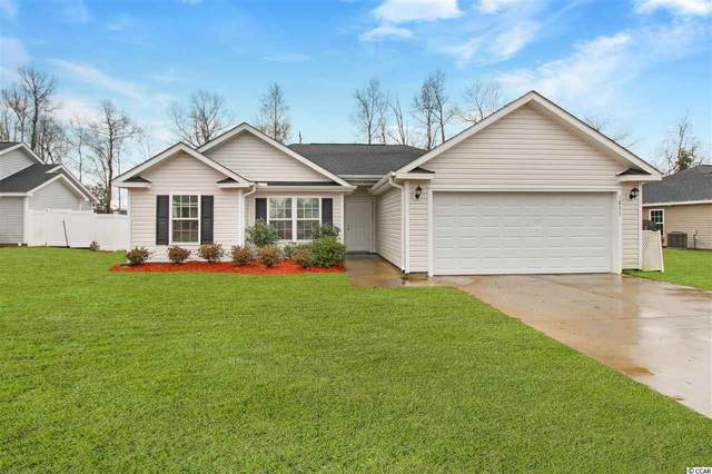 1833 Ronald Phillips Ave., Conway, SC 29527 (MLS #2100154) :: Duncan Group Properties