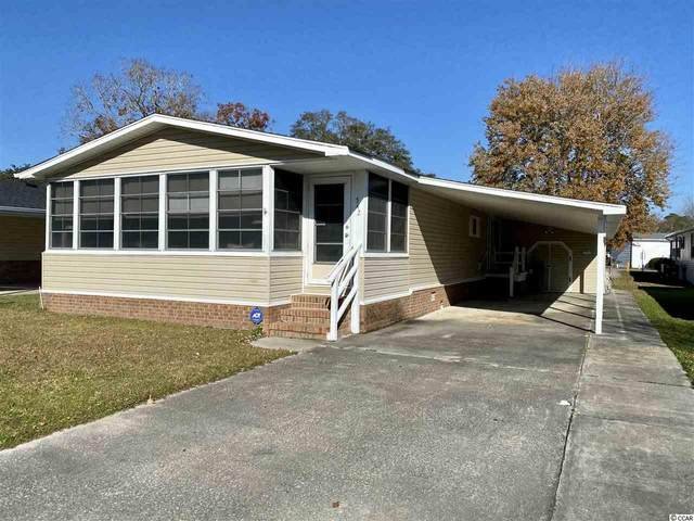 542 Oceanside Dr., Surfside Beach, SC 29575 (MLS #2100158) :: Duncan Group Properties