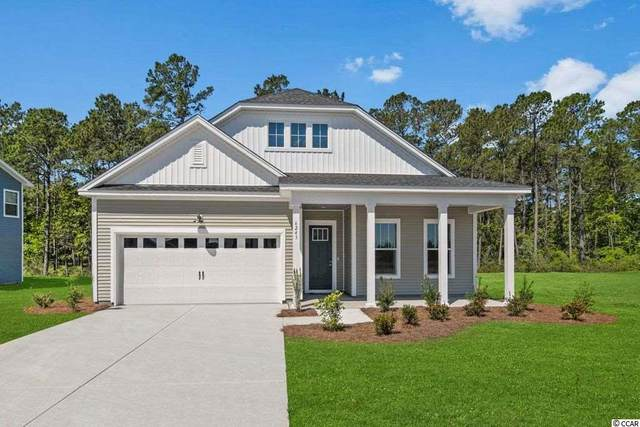 8048 Brogdon Dr, Myrtle Beach, SC 29579 (MLS #2100161) :: The Litchfield Company