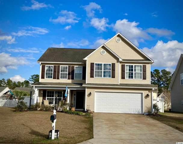 281 Sugar Mill Loop, Myrtle Beach, SC 29588 (MLS #2100171) :: Coastal Tides Realty