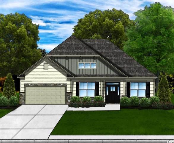 452 Hillsborough Dr., Conway, SC 29526 (MLS #2100175) :: James W. Smith Real Estate Co.