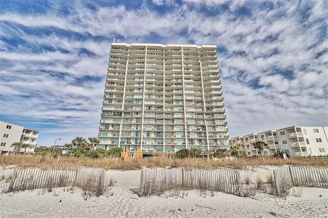 3805 S Ocean Blvd. #1602, North Myrtle Beach, SC 29582 (MLS #2100177) :: Jerry Pinkas Real Estate Experts, Inc