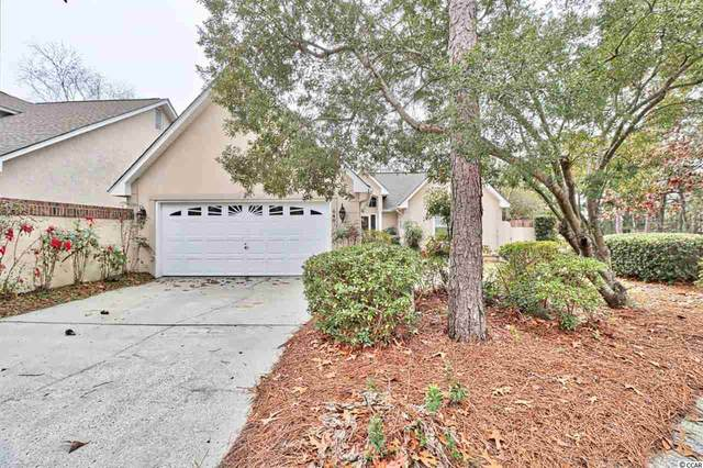 648 Providence Dr., Myrtle Beach, SC 29572 (MLS #2100182) :: The Litchfield Company