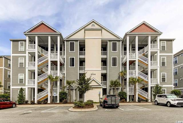 304 Shelby Lawson Dr. #104, Myrtle Beach, SC 29588 (MLS #2100184) :: Duncan Group Properties