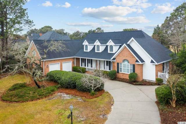 1383 Royal Devon Dr., Myrtle Beach, SC 29575 (MLS #2100185) :: Welcome Home Realty