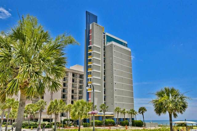 1708 N Ocean Blvd. #102, Myrtle Beach, SC 29577 (MLS #2100187) :: Armand R Roux | Real Estate Buy The Coast LLC