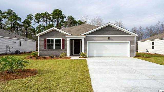 175 Pine Forest Dr., Conway, SC 29526 (MLS #2100188) :: The Greg Sisson Team