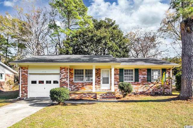 1116 Scott Dr., Myrtle Beach, SC 29577 (MLS #2100191) :: The Greg Sisson Team with RE/MAX First Choice