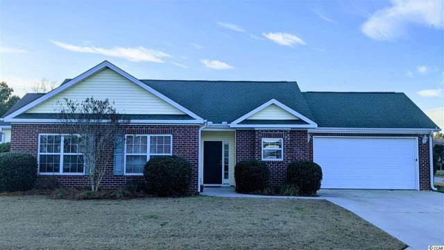 298 White Water Loop, Conway, SC 29526 (MLS #2100223) :: Armand R Roux | Real Estate Buy The Coast LLC