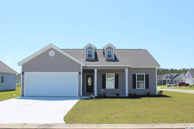 544 Whiddy Loop, Conway, SC 29526 (MLS #2100229) :: The Litchfield Company