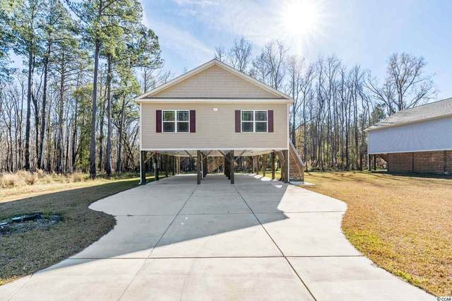 108 Black Harbor Dr., Conway, SC 29526 (MLS #2100242) :: The Greg Sisson Team