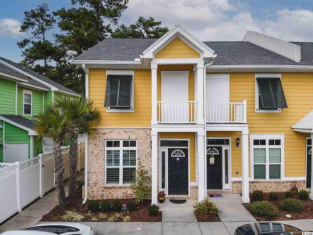 790 Sail House Ct. #1, Myrtle Beach, SC 29577 (MLS #2100248) :: Garden City Realty, Inc.
