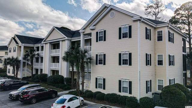 601 Hillside Dr. N #3826, North Myrtle Beach, SC 29582 (MLS #2100250) :: The Litchfield Company