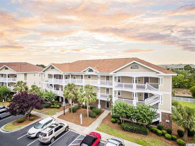 5801 Oyster Catcher Dr. #213, North Myrtle Beach, SC 29582 (MLS #2100253) :: The Lachicotte Company