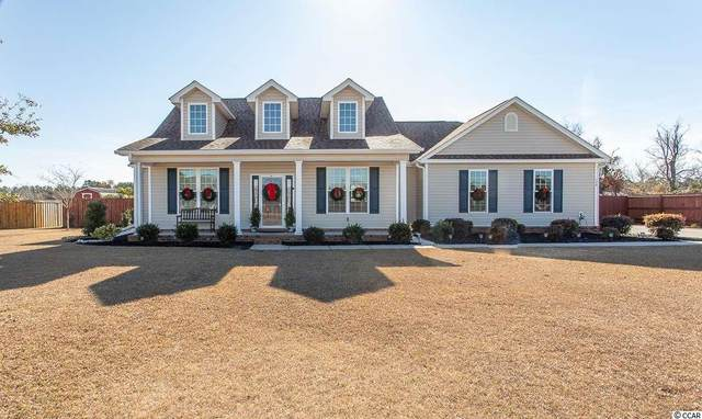 176 Highmeadow Ln., Aynor, SC 29511 (MLS #2100254) :: Right Find Homes