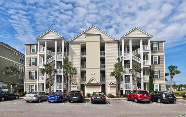 109 Ella Kinley Circle #403, Myrtle Beach, SC 29588 (MLS #2100266) :: The Greg Sisson Team with RE/MAX First Choice
