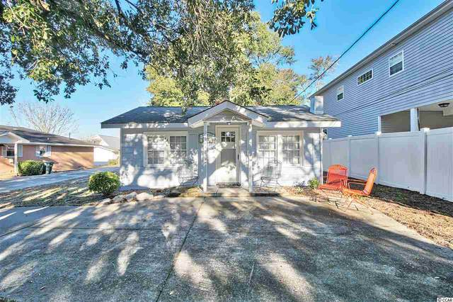 4516 Harrison St., North Myrtle Beach, SC 29582 (MLS #2100270) :: Armand R Roux | Real Estate Buy The Coast LLC