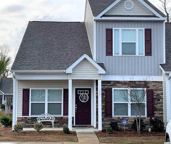 1021 Dinger Ct. 5A, Myrtle Beach, SC 29588 (MLS #2100275) :: Welcome Home Realty
