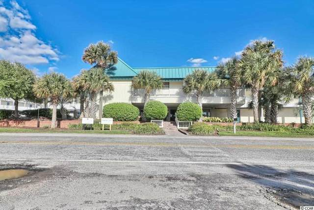 1 Norris Dr. #155, Pawleys Island, SC 29585 (MLS #2100282) :: Jerry Pinkas Real Estate Experts, Inc