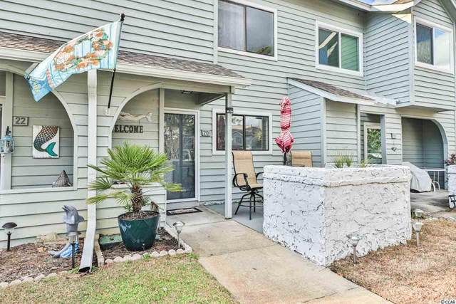 20 Shadow Moss Pl. #20, North Myrtle Beach, SC 29582 (MLS #2100287) :: Grand Strand Homes & Land Realty