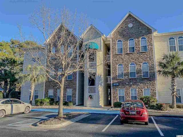 9779-07 Leyland Dr. 9779-07, Myrtle Beach, SC 29572 (MLS #2100292) :: Duncan Group Properties