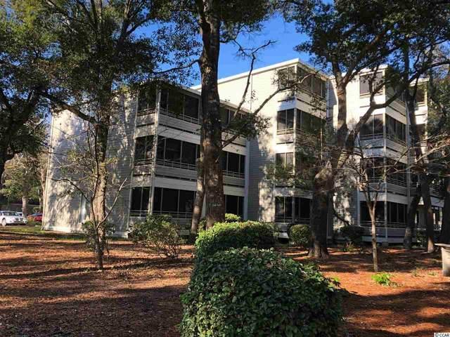 415 Ocean Creek Dr. 2354 L2E, Myrtle Beach, SC 29572 (MLS #2100294) :: Right Find Homes