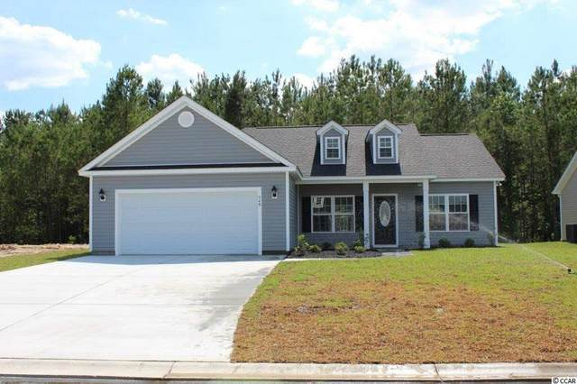 508 Whiddy Loop, Conway, SC 29526 (MLS #2100305) :: The Litchfield Company