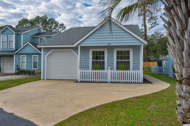 917 Charles St., North Myrtle Beach, SC 29582 (MLS #2100311) :: Garden City Realty, Inc.