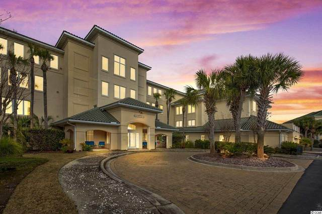 2180 Waterview Dr. #442, North Myrtle Beach, SC 29582 (MLS #2100313) :: Grand Strand Homes & Land Realty