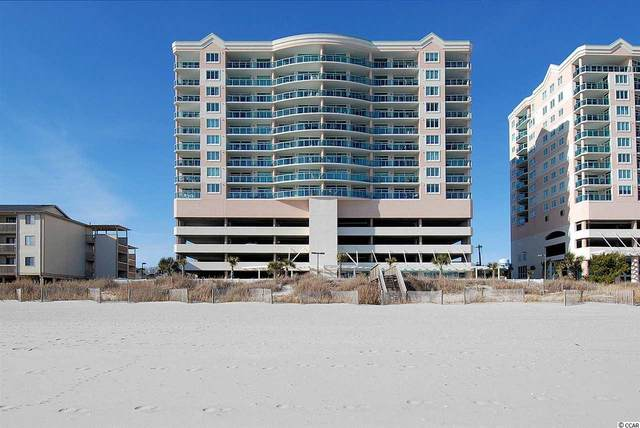 2001 S Ocean Blvd. #707, North Myrtle Beach, SC 29582 (MLS #2100316) :: Duncan Group Properties