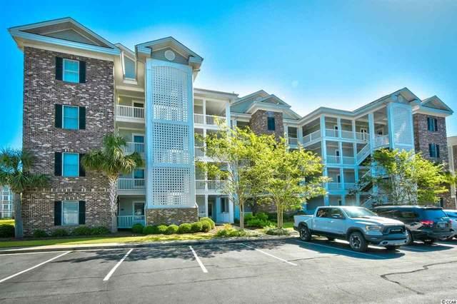 4869 Luster Leaf Circle #105, Myrtle Beach, SC 29577 (MLS #2100319) :: Hawkeye Realty