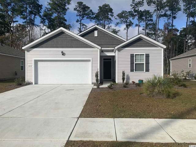 1023 Maxwell Dr., Little River, SC 29566 (MLS #2100324) :: Hawkeye Realty