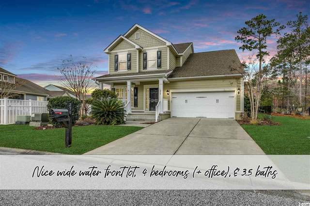 230 Simplicity Dr., Murrells Inlet, SC 29576 (MLS #2100345) :: The Lachicotte Company