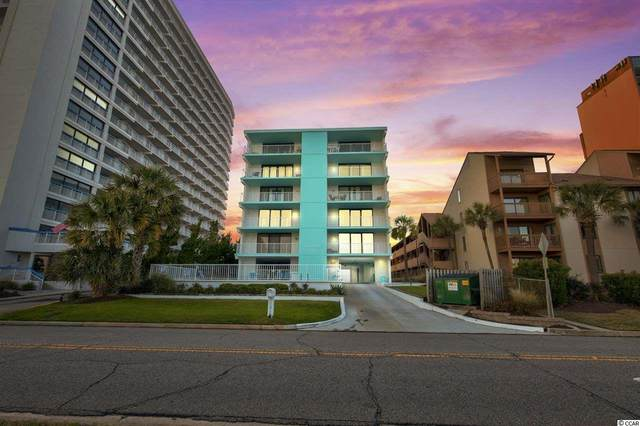 5513 N Ocean Blvd. 5N, Myrtle Beach, SC 29577 (MLS #2100347) :: Right Find Homes