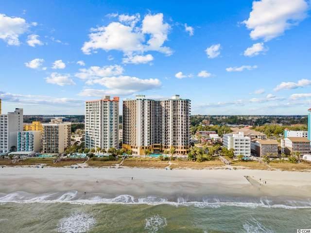 2710 N Ocean Blvd. #822, Myrtle Beach, SC 29577 (MLS #2100349) :: The Greg Sisson Team with RE/MAX First Choice